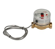 Счетчик горячей воды ITELMA Ду=15мм, L=110мм, Qном=1,5м3/ч, ГВС, импульсный выход (Геркон)