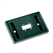 Табличка 86x54 мм ПВХ прозрачная BIS IKS-2000