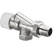 Термостатический вентиль Oventrop AV9 для термостатов М30х1,5, осевой Ду20