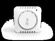 C-mini TECH Беспроводной комнатный датчик, белый