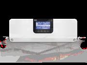L-9 TECH Проводной контроллер для водяного теплого пола, белый