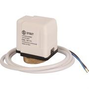 Термоэлектрический сервопривод Stout, 24 В, нормально открытый, M30X1,5