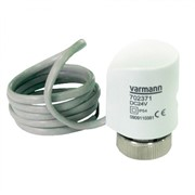 Сервопривод термоэлектрический, 24 В, цвет белый