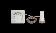 Термостат с дистанционным управлением, тип 702311, цвет белый