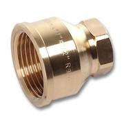 Муфта пайка-ВР 64x21/2, бронза, 4270G