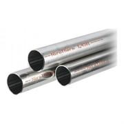Труба SANHA NiroTherm 22x0,7, штанга 6 м, нержавеющая сталь, 9100