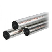 Труба SANHA NiroTherm 42x1,1, штанга 6 м, нержавеющая сталь, 9100