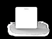 C 8 R TECH Датчик комнатной температуры беспроводной, белый