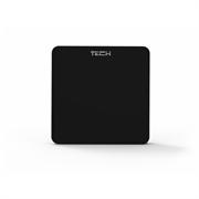 C 8 R TECH Датчик комнатной температуры беспроводной, черный
