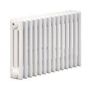 Радиатор Zehnder Charleston 3050/12 боковое подключение, RAL 9016
