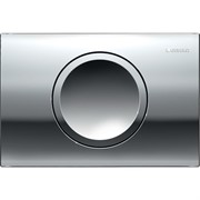 Кнопка смыва Geberit Delta11, хром
