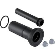 Комплект соединительный Geberit для подвесного унитаза, L 26,5 см: d 90 мм, d1 45 мм