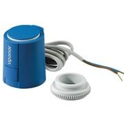 Термоэлектрический сервопривод Uponor Smart S, 230 В, нормально закрытый, M30X1,5