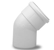 Отвод полипропиленовый 45°, диам. 60 мм для конденсационных котлов ( BAXI KHG714075510 )