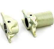 Комплект запрессовочных тисков М1 25/32 (цвет: золотисто-желтый)