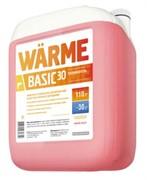 Теплоноситель Warme Basic 30, канистра 10 кг