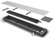 Конвектор Varmann Ntherm N 140.110.3000 RR U EV1, роликовая решётка, алюминий, натуральный, рамка-U-образный профиль, 789 Вт