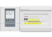 Контроллер SmartWeb X в боксе с комплектом АЗС, 5 погружными и 1 уличным датчиком и 2 переходными реле 10 В / 220 В