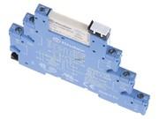 Интерфейсный модуль реле; 1 перекидной контакт 6А; Uобмотки:24В DC