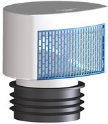Канализационный вакуумный клапан с уплотнительной манжетой DN90/110