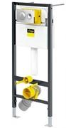 Инсталляция Viega Prevista Dry Visign for Style 20 хром, 1120 mm, для подвесных унитазов