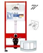 TECE Инсталляция TECEbase для установки унитаза с панелью смыва ambia глянцевая, комплект ( 9400005 )