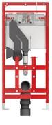 Инсталляция TECElux 400 для установки подвесного унитаза ( 9600400 )