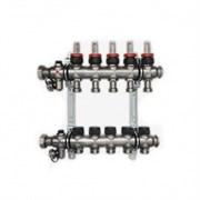Распределительный коллектор Oventrop Multidis SF 5, с ротаметрами ( 1404355 )