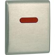Клавиша смыва TECEplanus Urinal, 6 V батарея, нерж. ст. - сатин. ( 9242350 )