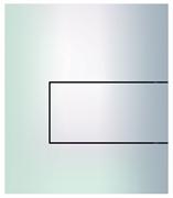 Клавиша смыва TECEsquare Urinal, белый глянцевый ( 9242812 )