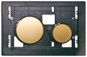 Клавиша смыва TECEloop, позолоченные ( 9240668 )