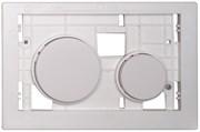Клавиша смыва TECEloop, цвет - белый , антибактериальный ( 9240664 )