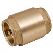 """Клапан обратный UNI-FITT 1"""" пружинный (металлический затвор) ( 51101G120610 )"""