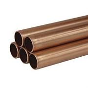 Труба медная WIELAND SANCO 431801100 неотожженная 22х1.5 (штанга 5м)