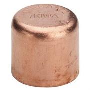 VIEGA Заглушка медная под пайку VIEGA 18 ( 103590 )