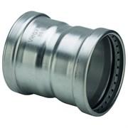 Муфта Viega 76.1 Sanpress Inox XL нерж. сталь ( 482800 )