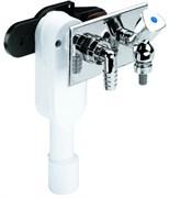 Сифон для скрытого монтажа для стиральной или посудомоечной машины, отвод 40/50 Viega ( 369156 )