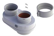 BAXI Адаптер для подключения раздельных труб
