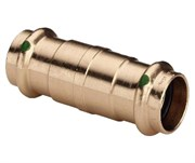 VIEGA Муфта VIEGA пресс 35 надвижная бронза Sanpress SC-Contur