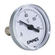Термометр для коллекторных групп (d40,80°С)